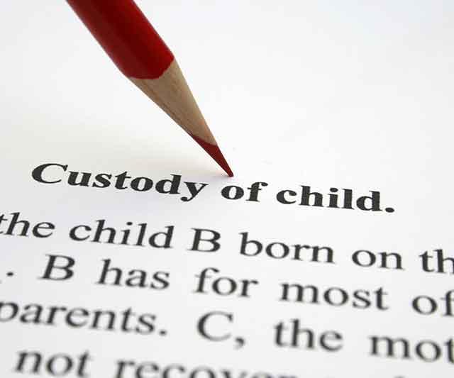 Filing for Child Custody